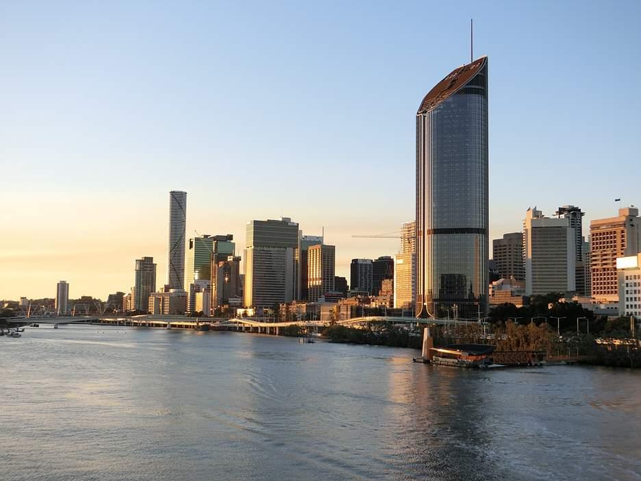 호주 도시 선택