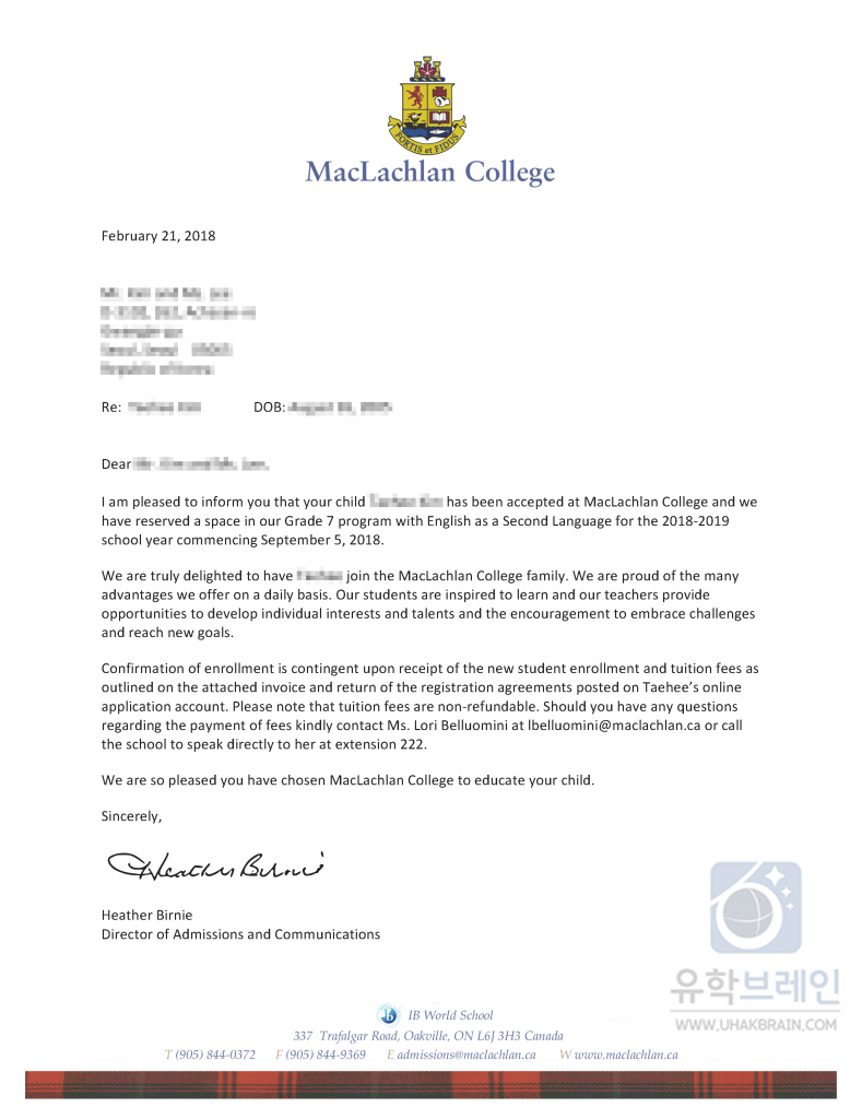 MacLachlan College