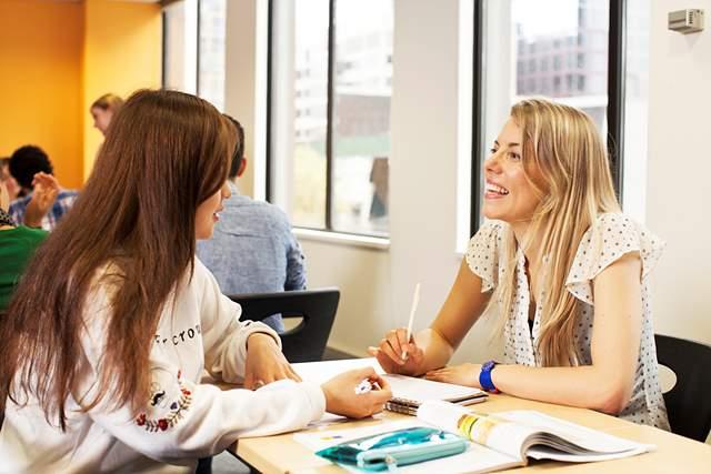 브리즈번 impact English college