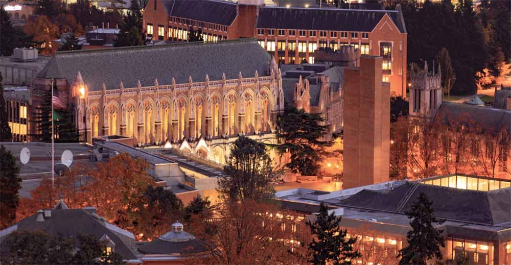 미국 명문 대학 합격 University of Washington
